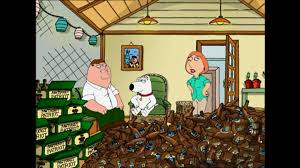 Has There Ever Been A Family Guy Episode That Featured The Screen - Family guy room