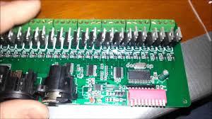 30 channel dmx controller 40