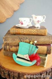 mad hatter tea party centerpieces u0026 ideas diy inspired
