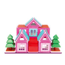 magformers sweet house set buy online magnetic construction