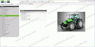 deutz fahr sdf e parts spare parts catalog deutz fahr workshop