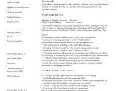 An Objective On A Resume Example Of An Objective On A Resume 12 Objectives Generalhtml