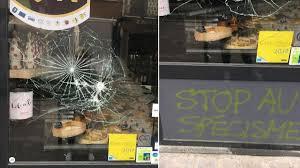 si es sociaux lille lille une boucherie vandalisée par des militants vegans 3