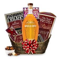 whiskey gift basket buy angel s envy bourbon gift basket online