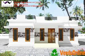 single house designs beautiful single floor house design 810 sq ft