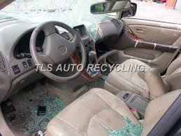 pictures of 2000 lexus rx300 parting out 2000 lexus rx 300 stock 4031bl tls auto recycling