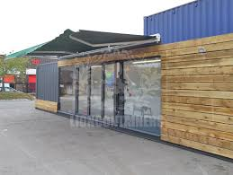 Office Container Suppliers In South Africa Site Offices And Site Canteens Lion Containers Ltd