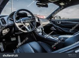 infiniti car q60 moscow russia september 1 2017 infiniti stock photo 714313225