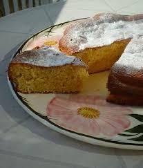 clea cuisine tarte citron le fameux gâteau au citron amandes à tomber par terre de cléa