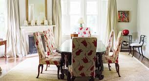 dining room chairs with nailhead trim decorative rolled back