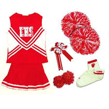 Halloween Cheer Costumes 10 Cheerleader Costume Ideas Cheerleader
