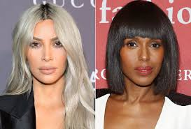 medium haircuts one side longer than the other the haircuts you ll see everywhere in 2018 instyle com