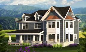 houseplans and more wallace acres country home plan 051d 0813 house plans and more
