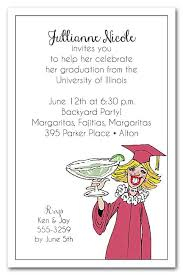 college invitations graduation party invitations high school college graduation