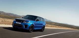range rover sport 2018 range rover sport adds plug in hybrid variant autoguide com