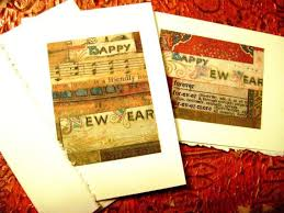 happy new year note cards 40 best new year cards images on craft cards diy cards