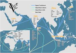 netherlands east indies map east india company trade network 18th century