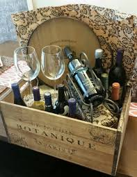 wine baskets ideas specialty wine gift basket for fundraiser raffle includes 10