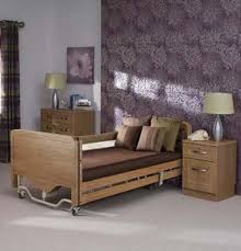 low height bed elite 4 section low height bed including full length wooden side