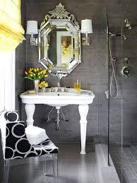 Bright Yellow Bathroom by Gray Color Schemes Yellow Small Bathrooms Yellow Tulips And