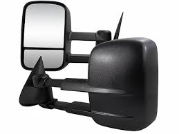 dodge ram 2500 tow mirrors spec d towing mirrors extendable tow mirrors realtruck com