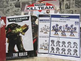 kill team boxed set review inc new colour painting guide the