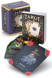 Barnes And Noble Rockefeller Center Tarot The Complete Kit Mini Kit By Dennis Fairchild