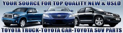 used toyota sequoia parts toyota sequoia used parts rancho toyota truck parts