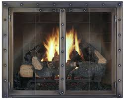 pleasant hearth fireplace doors amazon brick replace replaces