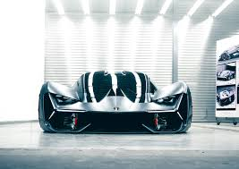 future lamborghini models lamborghini terzo millennio the raging bull goes electric slashgear