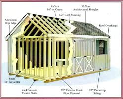 Outdoor Wood Shed Plans by Wood Shed Construction Maryland Storage Shed Pinterest