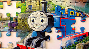 thomas the tank engine jigsaw puzzle thomas and friends harold thomas the tank engine jigsaw puzzle thomas and friends harold and henry youtube