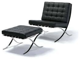miami barcelona chair replica bedroom contemporary with dark
