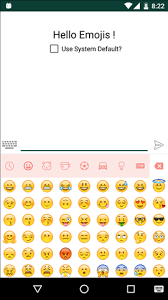 emojis android the android arsenal emoji a categorized directory of libraries