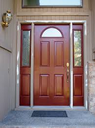 wood doors with glass inserts exterior wood doors with glass insert for construct and wooden