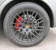 porsche cayenne black rims 2016 porsche cayenne gts suv review wheels ca