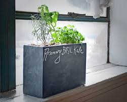 an easy way to grow indoor herbs modern sprout u0027s hydroponic