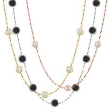 all diamond necklace images Diamonds by the yard necklace 14kt white gold necklaces diamond png