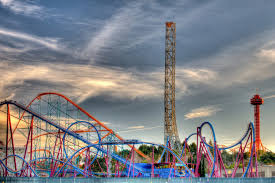 X2 Six Flags The Best 6 Rides To Ride At Six Flags Magic Mountain