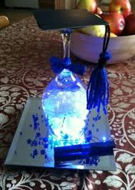 Diy Graduation Centerpieces by Graduation Party Replace 2011 With 2013 And Blue With Green And