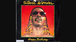stevie wonder happy birthday stevie wonder happy birthday 12 inch extended version youtube