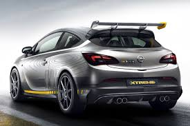 Opel Astra J Opc Extreme 2014