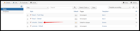 et metrix premium joomla template document engine templates