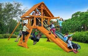 Backyard Jungle Gym by Swing Sets Swings Wooden Playsets U0026 Jungle Gyms Eastern Jungle Gym