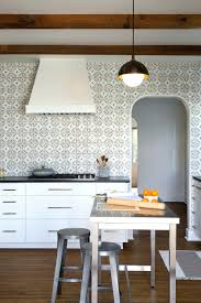 tiles patterned kitchen backsplash tile traditional 4 pvc