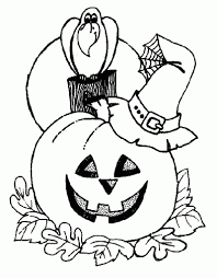 Free Printable Halloween Coloring Sheets by The Brilliant Halloween Color Pages Printable Regarding Household
