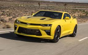 ss coupe chevy camaro chevrolet chevrolet camaro ss test motor trend 6 stunning