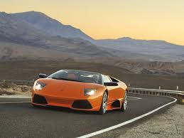Lamborghini Murcielago Convertible - lamborghini murcielago lp640 turbo luxury car hire