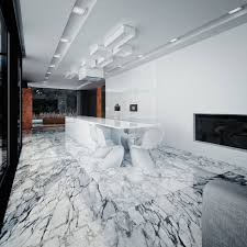 flooring ideas white marble flooring for modern kitchen design