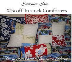 sale comforters beach surf and hawaiian bedding target b msexta